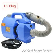 5L Electric ULV Fogger US Plug Cold Sprayer Disinfection Sterilization Farm Home