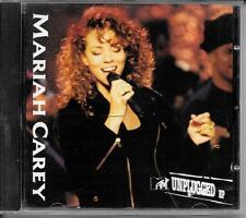 CD ALBUM7 TITRES--MARIAH CAREY--MTV UNPLUGGED EP--1992