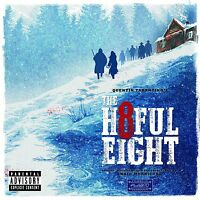 The Hateful Eight Soundtrack CD Sealed New ! 2016 !