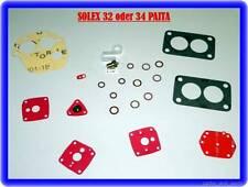 Solex 32+34 PAITA/PAIAT,Mercedes 190 Ponton,220 S,300 b