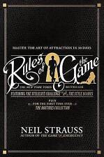 NEW Rules of the Game by Neil Strauss