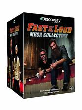 Fast n Loud Mega Collection Seasons 1 2 3 4 DVD Boxset +Hours of Specials 31 DVD