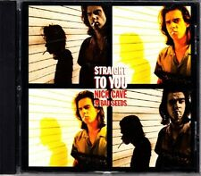 Nick Cave & The Bad Seeds Straight To You, Blue Bird Us Dj Cd
