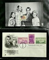 US President Richard Nixon Inauguration China PRC CCP Vietnam OSHA EPA 1969 1973