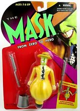 The Mask Movie Tornado Mask Action Figure w/ Accessories by Kenner (1994) NEW!