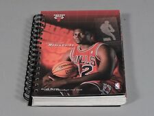 Chicago Bulls Basketball  2000-2001 Media Guide - Loaded with Information