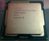 CPU E3-1230V2 E3-1240V2 XEON LGA 1155 Processors ONLY CPU