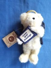 Vintage 1988-2003 Angel B Blessings Boyds Head Bear Collection Plush w/ Tag
