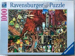 "Ravensburger ""Hidden World"" 1000 pc Jigsaw by Colin Thompson"