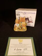 Lilliput Lane Fruits Of The Sea ~ Collectors' Club 2009