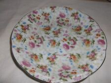 Vintage Lefton China Saucer Hand Painted Floral China #2119