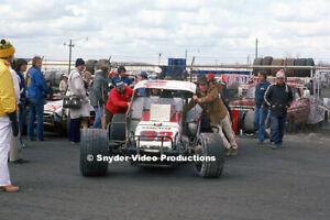 Glenn Fitzcharles at Syracuse Super Dirt Week Photo