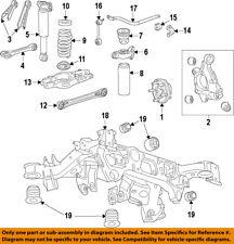 GM OEM Rear Suspension-Hub & Bearing Assembly 13512894