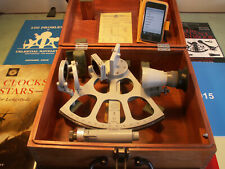 Freiberger Sextant - 100% Refurbished and Ready To Sail.  Near Perfect Condition