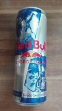 1 vacíos Energy Drink lata de Red Bull travis pastrana Empty 355ml can Limited Edit