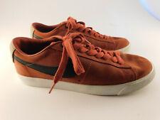 cd30f85795b4 Nike SB Blazer Low GT QS Grant Taylor Red Suede Skate Shoes 716890-602 Sz