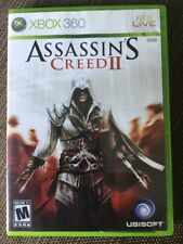 Assassin's Creed II (Microsoft Xbox 360, 2009) FREE SHIPPING