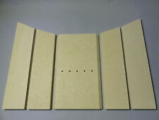 Rückwand Seitenwand Steine Polar 6  Pori 7 Serie 2 Oranier Brennraum Ersatzteil