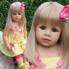 Masterpiece Dolls Julia  Blonde, Brown Eyes ,Monika Levenig Vinyl, Ball-jointed