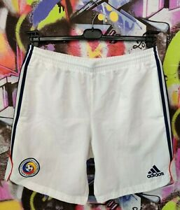 Romania National Football Team Soccer Training Shorts Adidas 2010 Mens size L