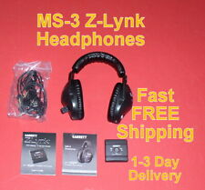 Garrett Ms-3 Wireless Z-Lynk Headphone Kit for Metal Detector Free Shipping