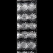Bling PC Phone Self Adhesive Diamantes Stickers Clear Rhinestone Craft Hot