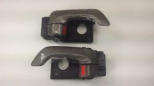 2006-2010 Kia Optima Drivers AND Passengers Front Inside Door Handles OEM SET