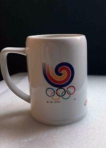 Rare Cup / Mug XXIV Summer Olympics  Games SEOUL 1988 South Korea