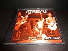 SLOW BURN by ATREYU--Rare Collectible Promotional CD Single--A must have!