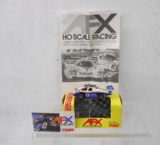 Rare Tomy AFX Porsche Racing Formula 1slot car from Japan #0030 in original box