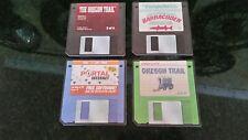 The Oregon Trail Floppy Disc Coasters