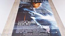 MINORITY REPORT   ! tom cruise  affiche cinema