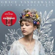 Grace Vanderwaal Just The Beginning Audio CD Target Exclusive NEW
