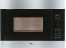 """Miele M8260-1SS 24"""" Stainless Built in Microwave Oven NIB #7006-5641"""
