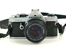 Vintage Pentax MX Film Camera - Untested / Spars & Repairs      |2