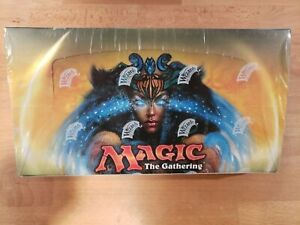 Ethernal Masters Booster Box Sealed Magic The Gathering (English)