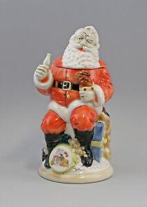 9941916 Porcelain Character Jug Collector's Mug Santa Claus ernst bohne
