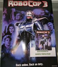 ROBOCOP 3 BLU-RAY COLLECTOR'S EDITION (INCL SLIP COVER + FOLDED POSTER)