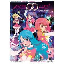 AKB0048: Season One Complete Collection New Still Sealed 3 Dics 13 Episodes