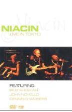 NIACIN live in tokyo DVD NEU OVP