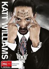 Katt Williams - It's Pimpin' Pimpin' (DVD, 2010) - Region Free
