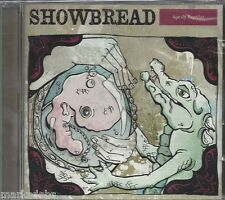 Showbread-Age Of Reptiles CD Christian Rock/Metal   (Brand New-Factory Sealed)