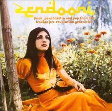 V.A.-Zendooni-Funk,psyche delia pop Iranian pre-revolution generation-New Cd