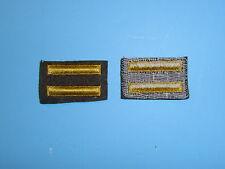 b1653-2 WW 2 US Army Overseas Bars EM style 2 bars