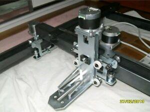 CNC PLASMA CUTTER KIT FOR RACK&PINION DRIVE FOR NEMA 23 STEPPER MOTORS.