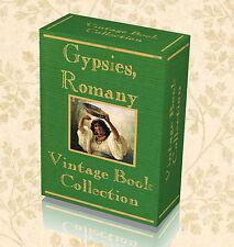 73 Gypsy Romany Roma Gypsies Vintage Books Songs History Life Culture King 238
