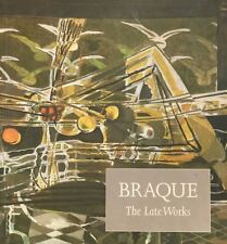 Braque. The late works- AA.VV. 1997 Yale University Press - SC252
