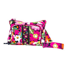 Abbergale Crossbody Hipster (Small) Bag Colorful Cotton Quilted