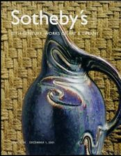 Sotheby's 20th Century Works of Art & Tiffany (softback 2001)