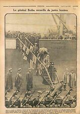 General Louis Botha City of Capetown South Africa Johannesburg UK WWI 1915